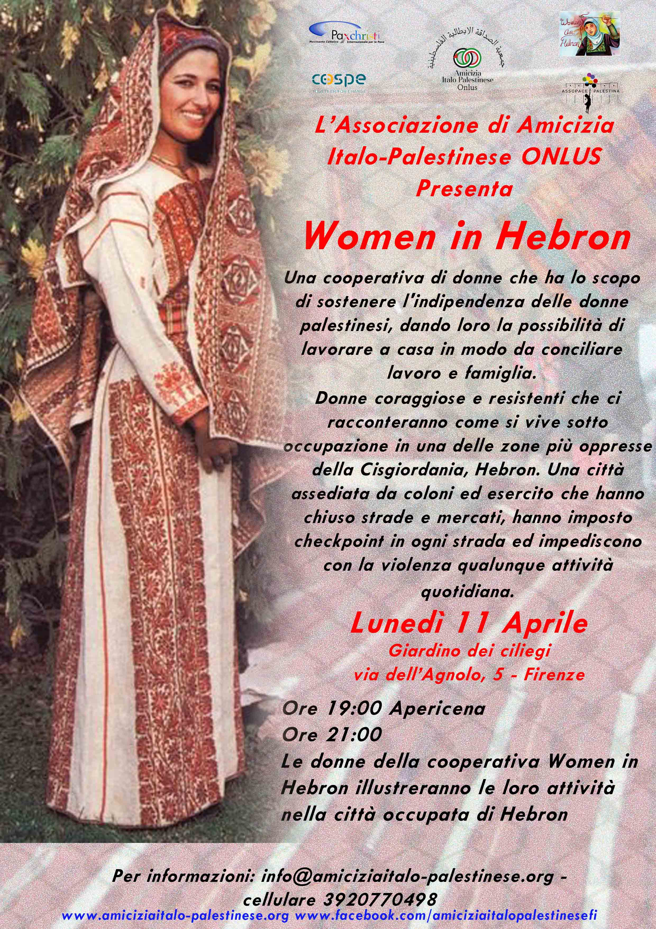 women in hebron firenze