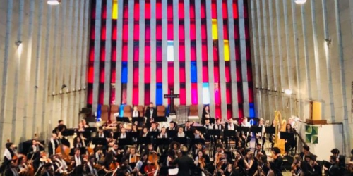 Tournée in europa dell'Orchestra Giovanile Palestinese